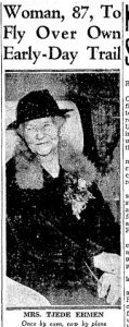 Seattle Times, 9 October 1940, page 13.