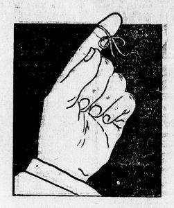 string-finger-remember